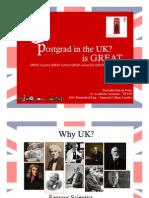 Postgrad in the UK-Narendra