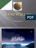 2 Ma Rifatullah