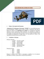 DGM Helicoptero Ataque TIGRE