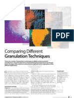 Compare Granulation