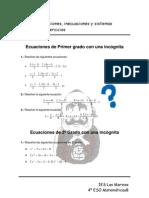 Algebra.ejercicios.matematicasB