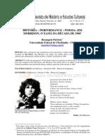 Jim Morrison O Xama Da Decada de Sessenta Rosangela Patriota