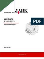 e320 Lexmark Es