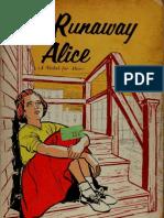 Runaway Alice (A Nickel for Alice) by Frances Salomon Murphy