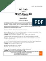Revit House Kit Segment 3
