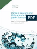 CCU in the Green Economy Report