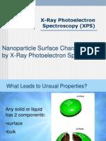 L-13 X-ray Photoelectron Spectroscopy (Xps)
