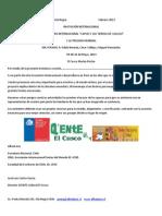 INVITACIÓN INTERNACIONAL_Cusco