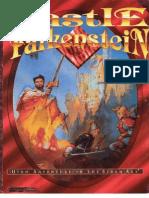 Castle Falkenstein - Core Rules