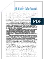 Ecosisteme Acvatice Delta Dunarii