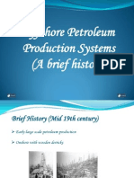 Offshore Petroleum Production Systems