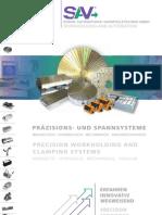 SAV Precisioncatalogue