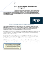 How to Configure a Remote Desktop Licensing Server for vSpace 6.pdf