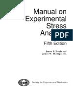 Experimental Stress Analysis Pdf