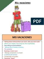 Yr. 11 - Mis Vacaciones Ppp