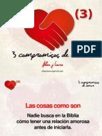 3 Compromisos de Amor