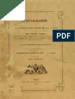 Ethnographie Der Oesterreichischen Monarchie- Karl Freiherrn Czoernig-I