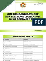 Liste_CDP