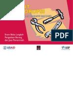 Toolkit Anti Korupsi Bidang Pengadaan Barang Dan Jasa 2009
