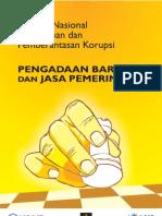 Strategi Nasional Pencegahan Dan Pemberantasan Korupsi 2009