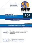 Didactic a Virtual