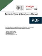 Avaya 5410 Manual