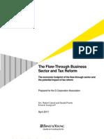 Flow Through Report Final 2011-04-08