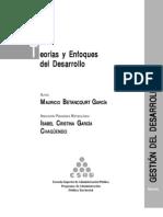 Teorías y enfoques del desarrollo - Mauricio Betancourt García (ESAP)