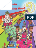 My Hindu Colouring Book