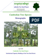 Cambodian Tree Species