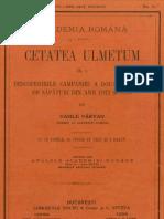 Vasile Pârvan, Cetatea Ulmetum, II, 1