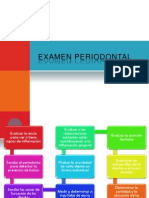 Examen Periodontal Definitivo!!