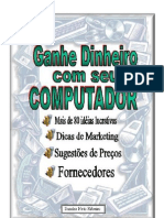 82 NEGÓCIOS LUCRATIVOS PARA INICIAR COM SEU COMPUTADOR