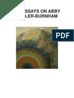 """Six Essays on Abby Heller-Burnham"""
