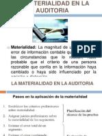 LA MATERIALIDAD EN LA AUDITORIA Y PAPELES DE TRABAJO.pptx
