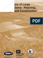 The History of Large Federal Dams