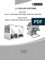 Scroll Chiller Systems Air & Water Cooled_NEW User Manual