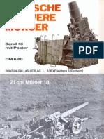 97291549 043 Waffen Arsenal Deutsche Schwere Moerser