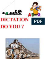 DICTATION1 2013