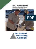 Basic Plumbing Course