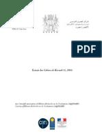 Arnaudiès - BIBLIOGRAPHIE DES TRAVAUX DE DANIEL LE FUR À KARNAK_133-135
