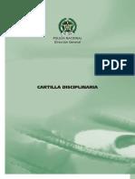 Cartilla  Disciplinaria  PONAL.