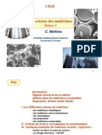 Generalites Sur Les Materiaux 2013