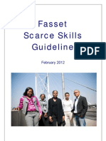 Scarce Skills List in South Africa 2011/2