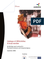 Csr Activities
