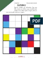 Sudokus Coloreando 6x6 1