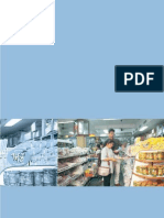 Analysis of Product Processing Strategy FMCG-Sectoral