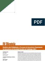 Diretriz Dislipidemia IV Sbc
