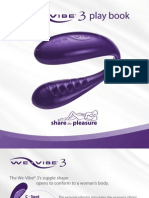 How to Use We Vibe 3 Vibrator