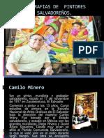 Biografias de Pintores Salvadorenos